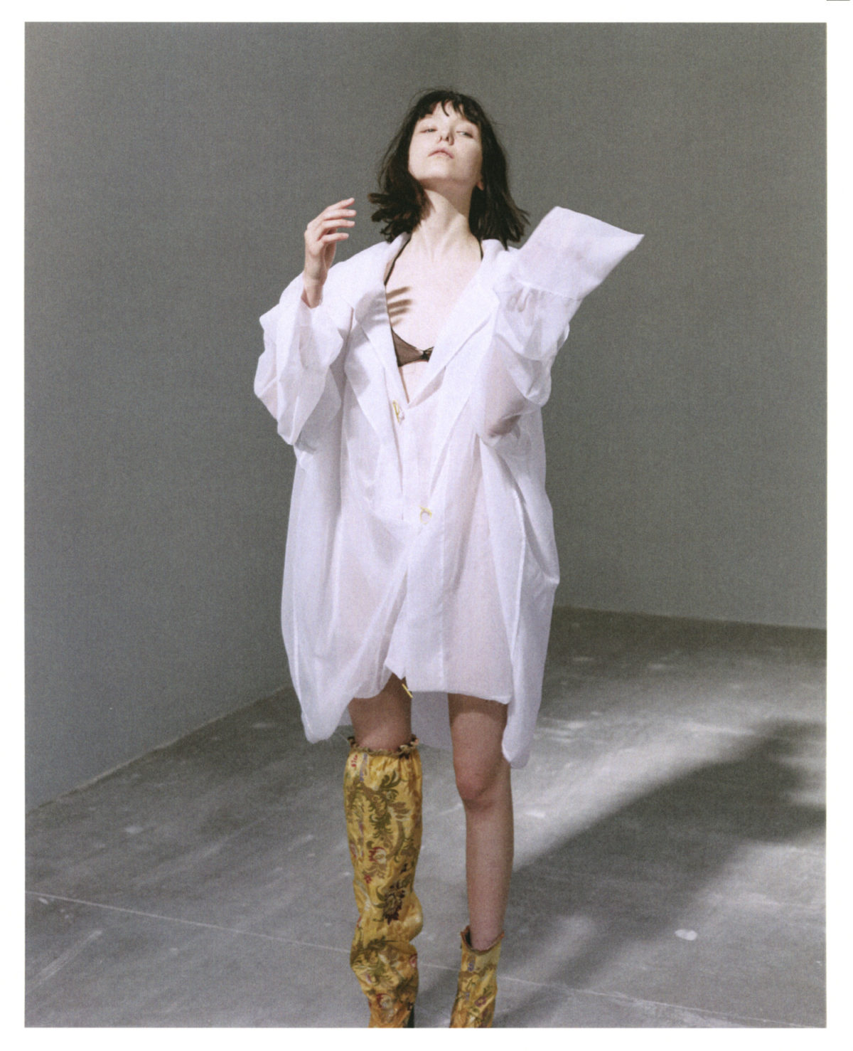 CSM GRADUATE IOANNES' ETHEREAL FIRST COLLECTION