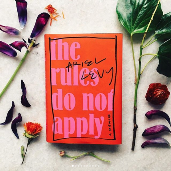 Books to read this winter Ariel Levy The Rules Do Not Apply