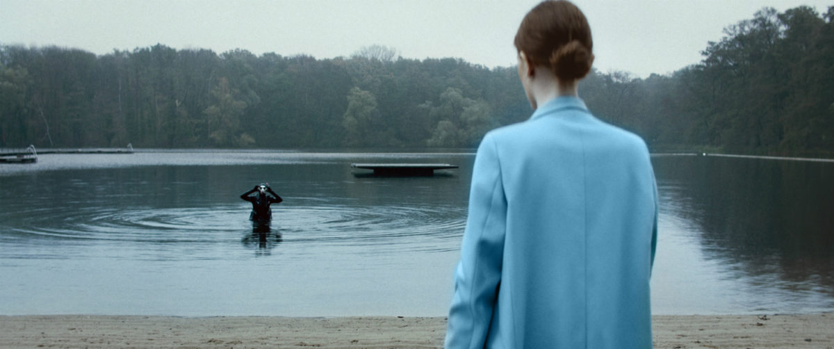 JIL SANDER RELEASES NEW IMAGERY FOR WIM WENDERS AD CAMPAIGN