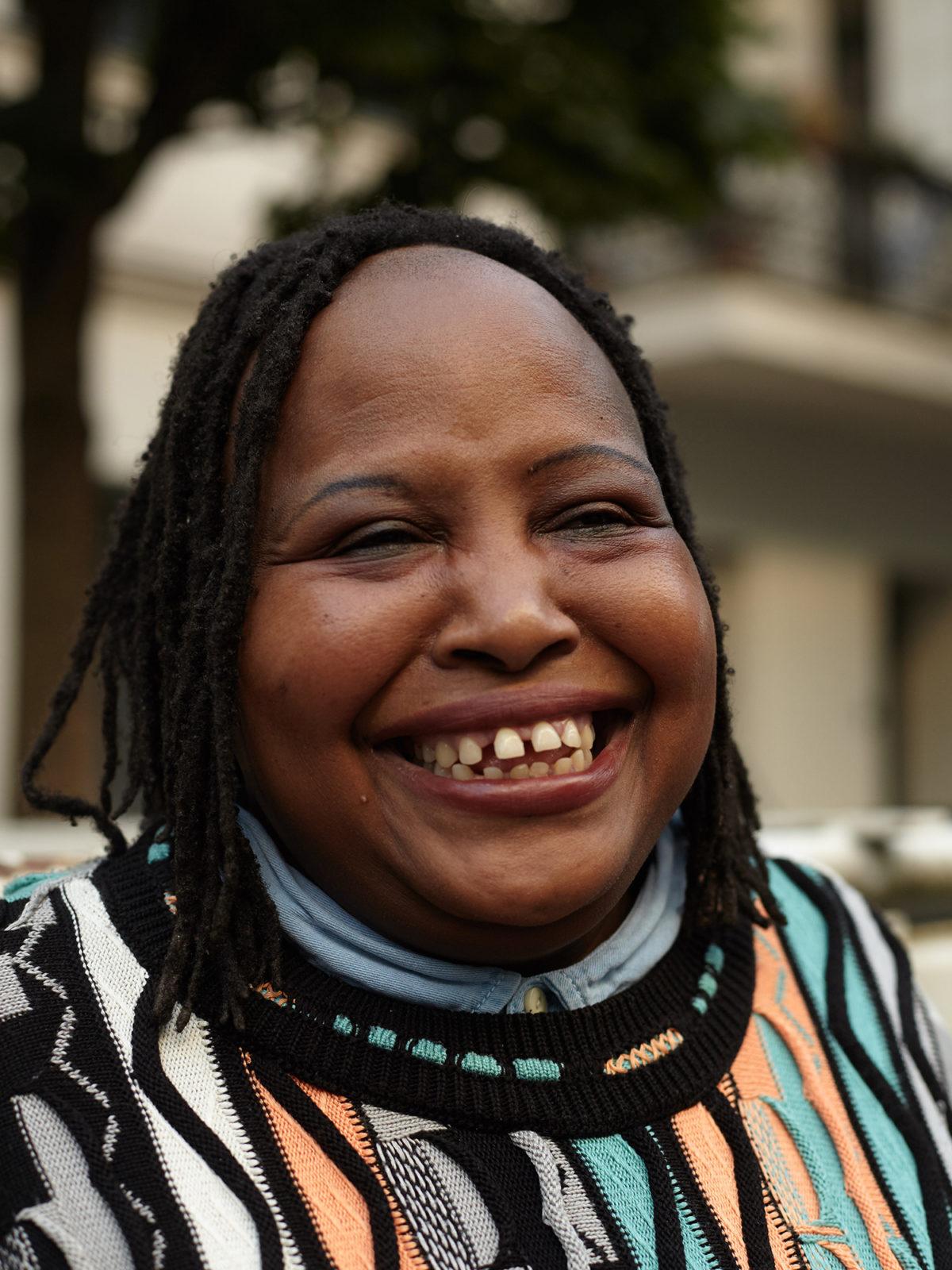 WOMEN WHO CREATE: MIXING BOUNDLESSNESS WITH LERATO KHATHI