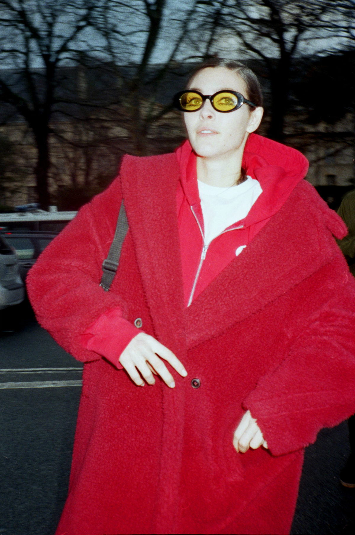 GET UNDER THE SKIN OF PARIS HAUTE COUTURE WITH LOUISE REINKE'S STREETSTYLE IMAGES