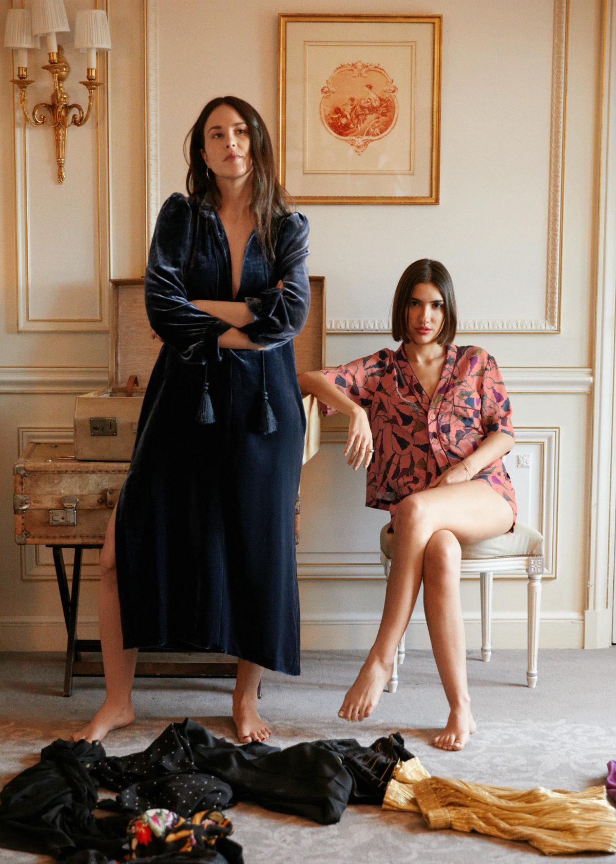 "EXCLUSIVE: MEET THE WOMEN OF &OTHER STORIES' ""RÊVE ÉVEILLÉ"" VALENTINES COLLECTION"